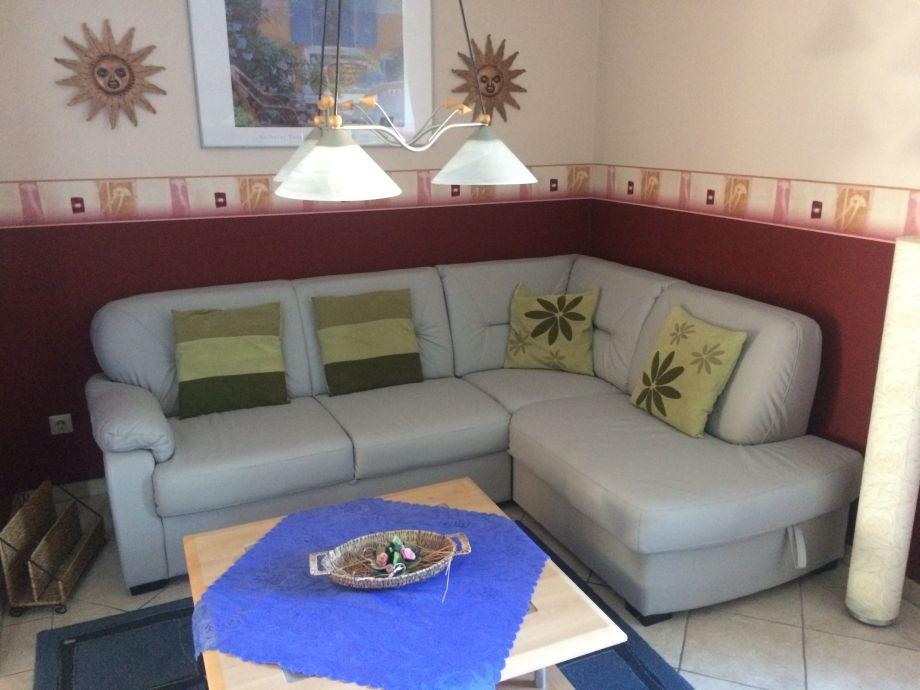 Wohnzimmer-Esszimmer