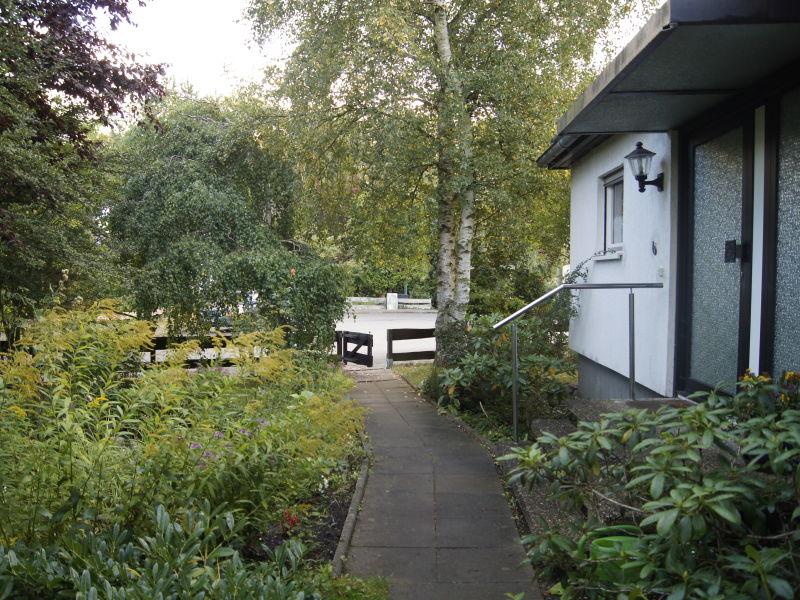 Ferienwohnung Haus Blumeneck (Obergeschosswohnung)