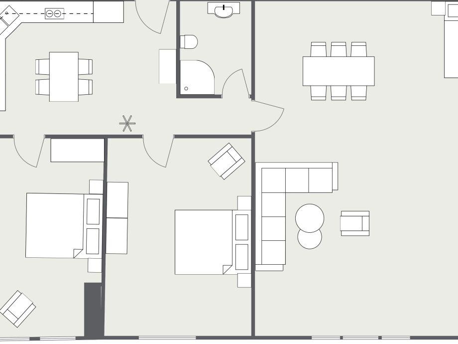 ferienwohnung app n 9 alter konsumverein sylt firma alter konsumverein familie ulrich apel. Black Bedroom Furniture Sets. Home Design Ideas