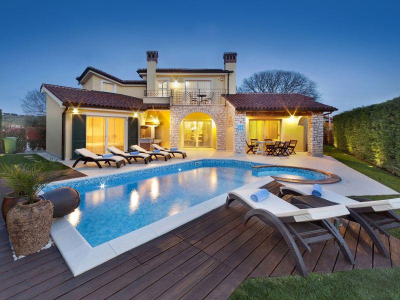 Villa S Domenica Castelier