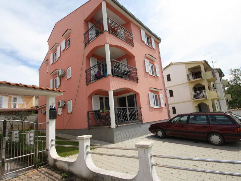 Apartment Kardumovic III Green