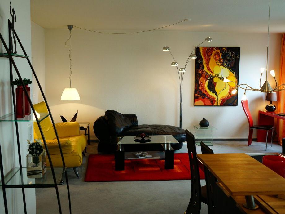 elegantes und gemütliches Wohnzimmer