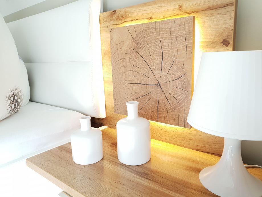 Schalfzimmer mit Liebe zum Detail