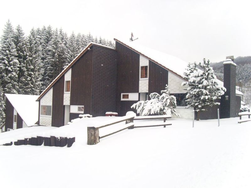 Holiday house in holidaypark Biberbau, 6 persons