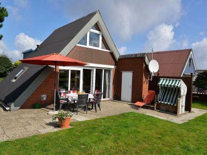 Nurdachhaus in Cuxhaven - Duhnen