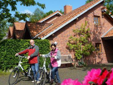 Ferienhaus BioDohrn, Aue