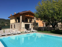 Holiday apartment Rustico 7 quadri