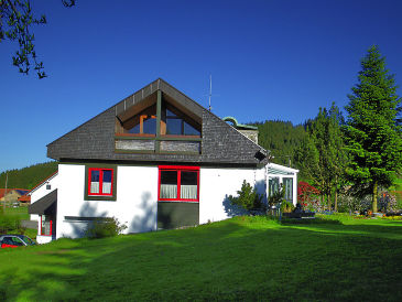 Ferienhaus Heimhofen / Oberstaufen