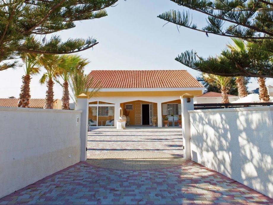 Außenaufnahme Villa Marea