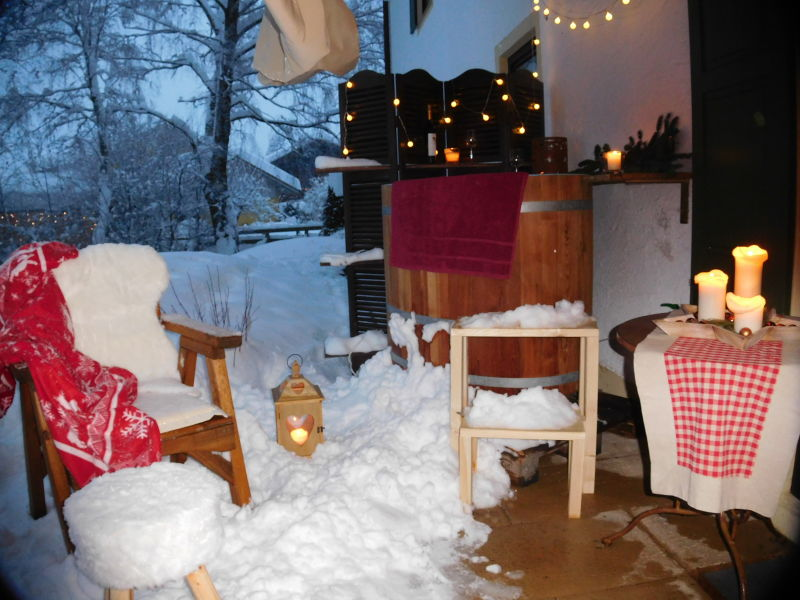 Holiday apartment Inzell - Chalet am Bach
