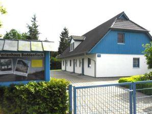 Ostseeliebe Ferienhaus Weststrandläufer