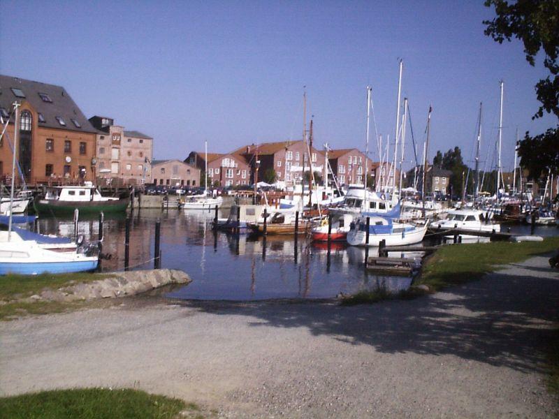 Ferienwohnung Orth am Hafen