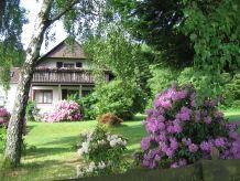 Ferienwohnung Ferienwohnung Rubin im Haus am Wald