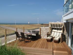 Ferienwohnung Villa Feodora Meersicht