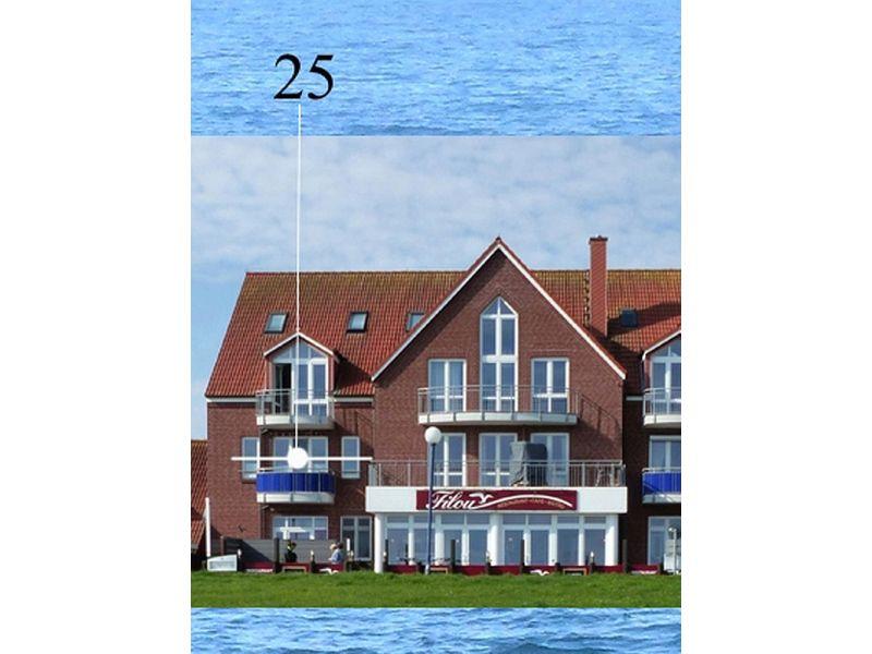 Ferienwohnung Störtebeker - Blaue See 25