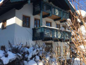 Ferienwohnung Müller 5 im Haus Alpenrose