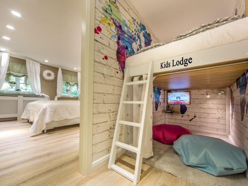 Ferienwohnung Family Deluxe Lodge