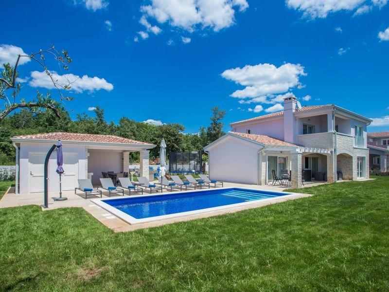 Ferienhaus Villa Nikolas