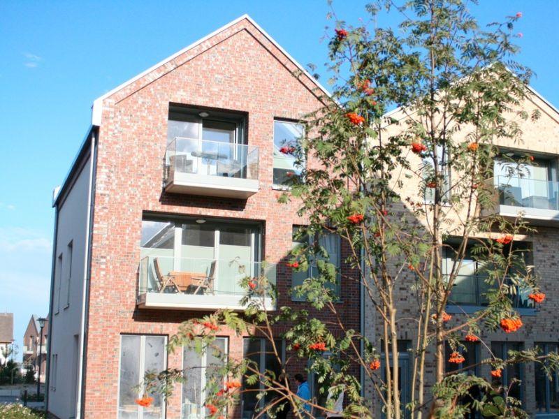 """Ferienwohnung Ostsee - Appartement Nr. 95 """"Möwe"""" im Strand Resort"""