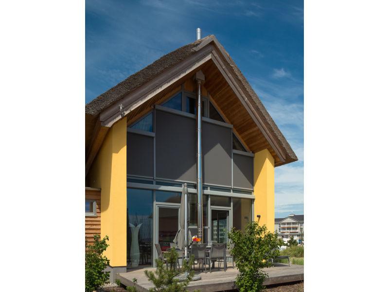 """Ferienhaus Ostsee - Reetdachhaus Nr. 8 """"Sonne und mehr"""" im Strand Resort"""