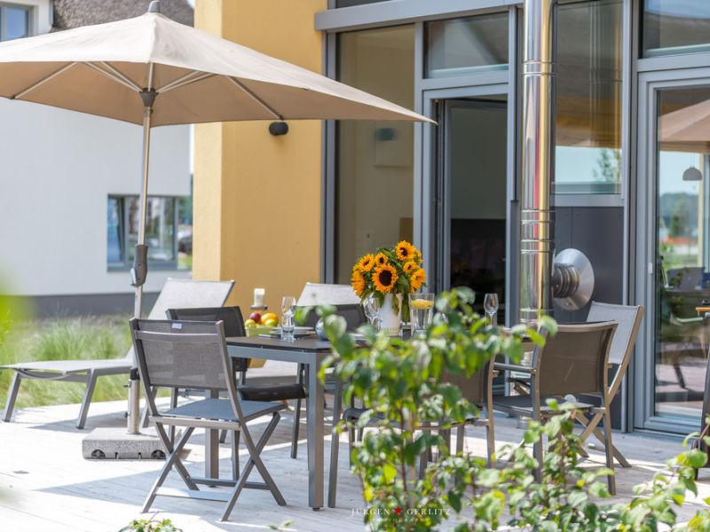 """Ferienhaus Ostsee - Reetdachhaus Nr. 7 """"Haddock"""" im Strand Resort"""