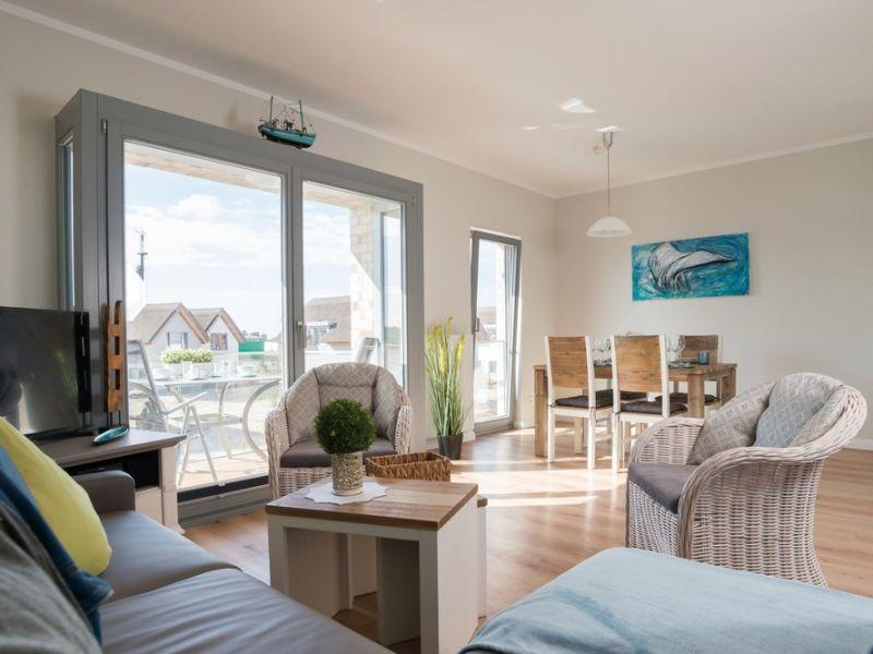 """Ferienwohnung Ostsee - Appartement Nr. 16.2 """"Ostseeglück"""" im Strand Resort"""