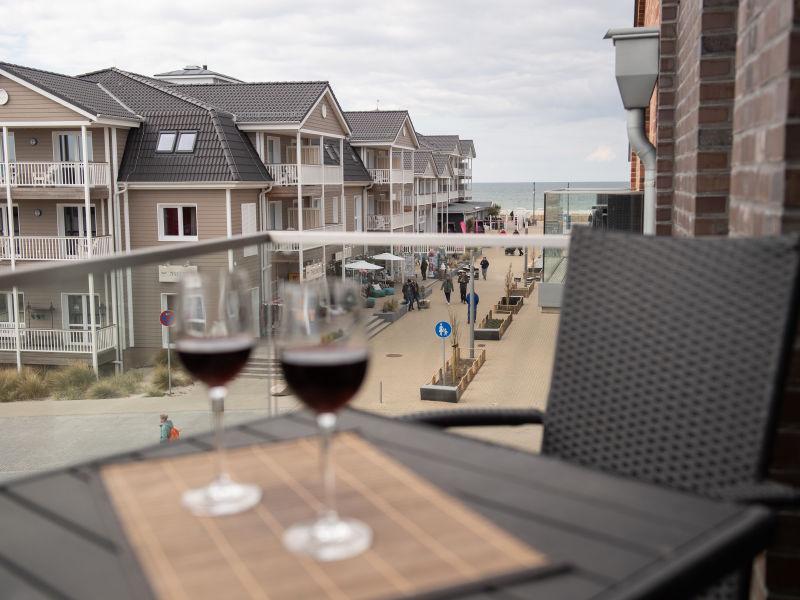"""Ferienwohnung Ostsee - Appartement Nr. 83 """"Durchblick"""" im Strand Resort"""