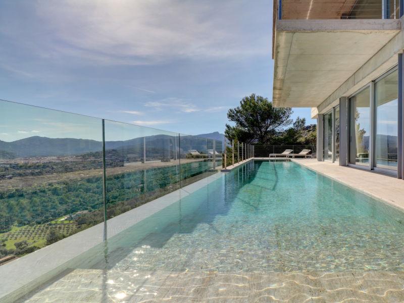 Rock Villa, luxury modern villa in Pollensa