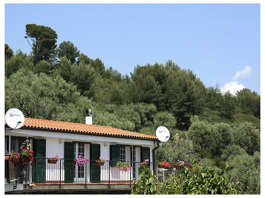 Die Villa Ida