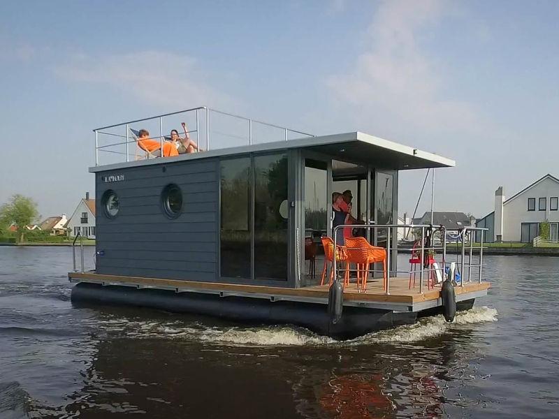 Hausboot Happy