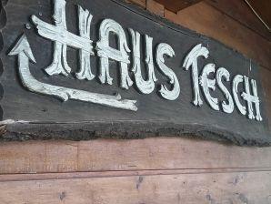 Ferienwohnung Haus Tesch Tirol