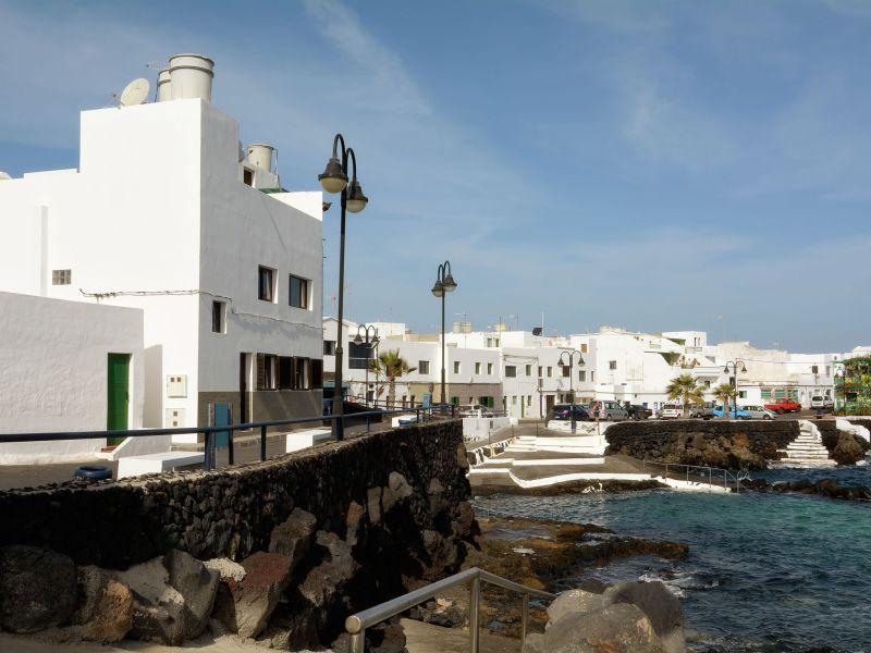 Ferienwohnung Casita Bahia Pool First Line