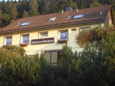 Orchidee - Haus Birkenstübchen