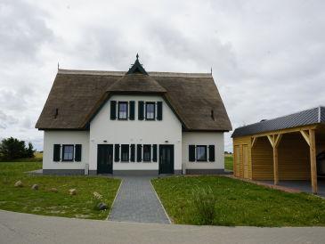 Ferienhaus Reetdach-Doppelhaus Nordlicht