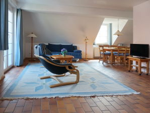 Ferienwohnung Am Darßwald, Haus O, FeWo 8