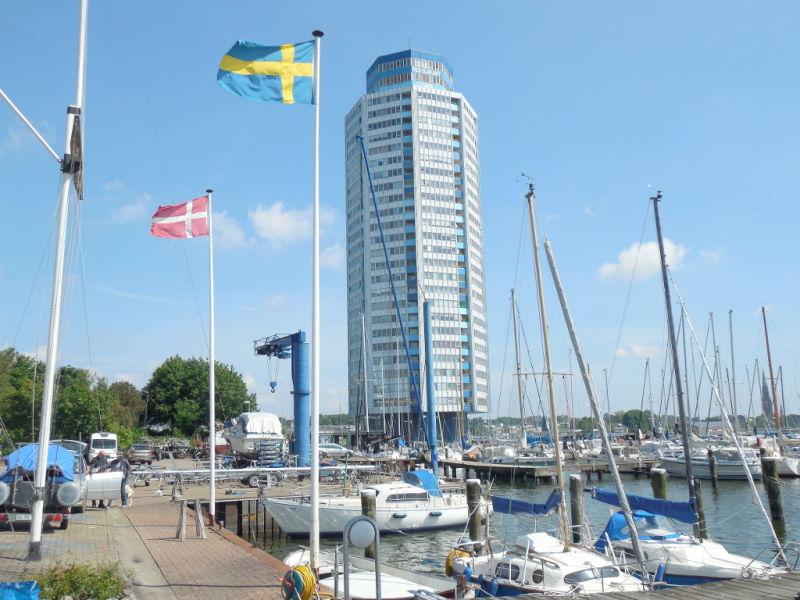 """Maritime Ferienwohnung """"Sailor's Cabin"""" auf dem Ostseefjord Schlei"""