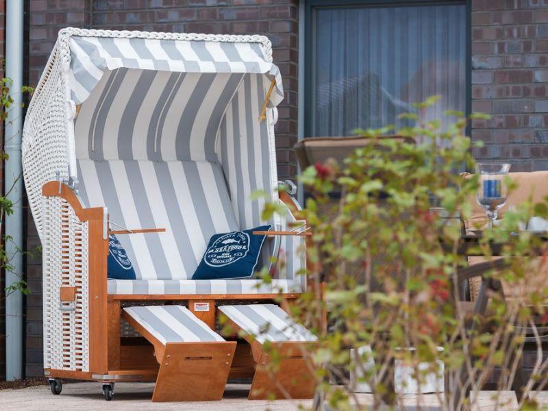 """Ferienwohnung Ostsee - Appartement Nr. 17.1 """"Dünengras"""" im Strand Resort"""