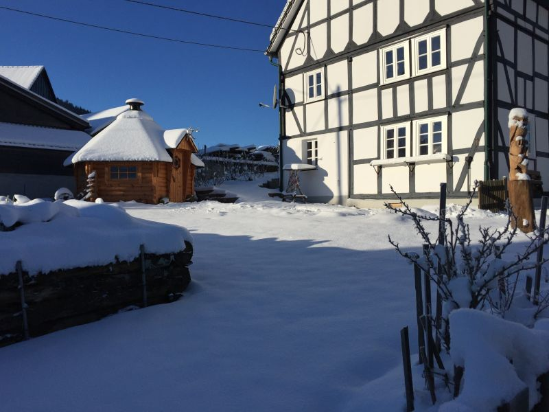 Ferienhaus Ortmanns Eulennest