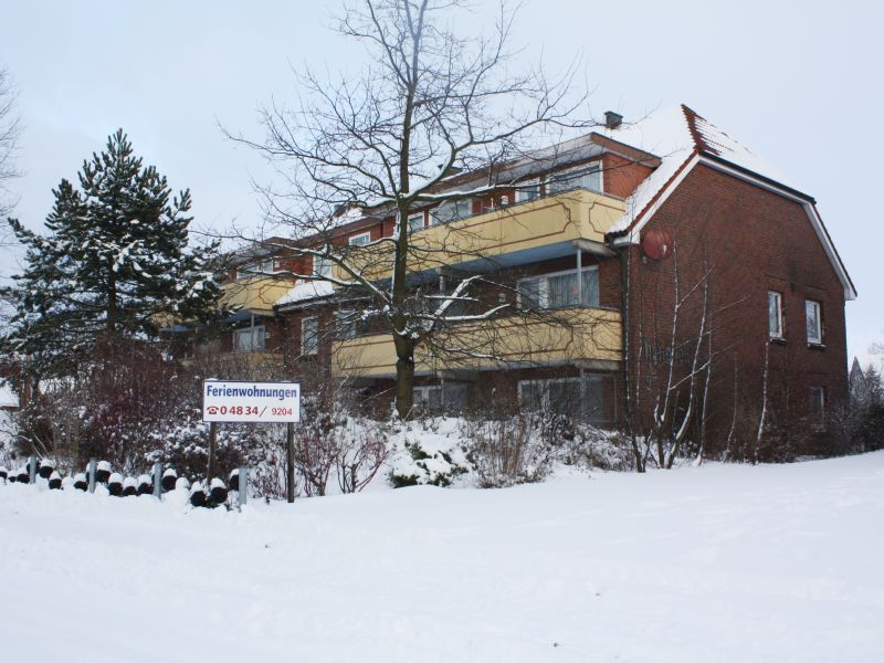 Holiday apartment Haus Rungholt, apartment 8 (R8)