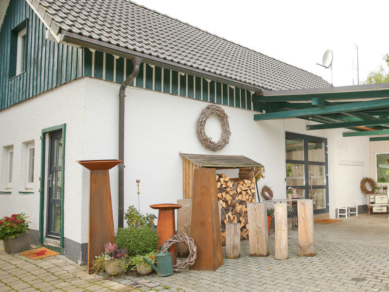 """Holiday house Life is art at the """"Alte Pferdestall"""""""