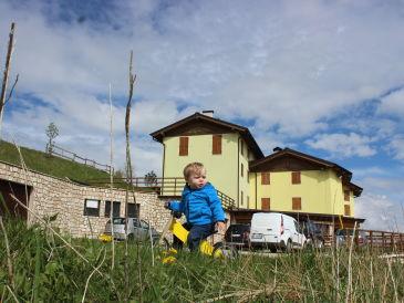 Berghütte Rifugio Graziani