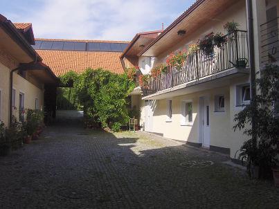 im Gästehaus Schober