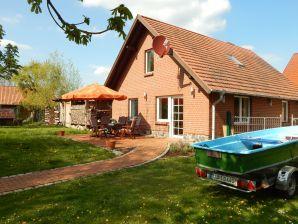 Ferienhaus Natur Pur in der Mecklenburgischen Seenplatte