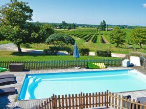 Landhaus Gîte avec piscine privée belles vues
