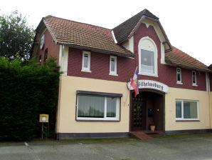 Ferienwohnung 2 im Haus Wilhelmsburg am Nord-Ostsee-Kanal