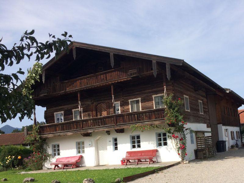 Ferienwohnung Mittertenn / Albererhof