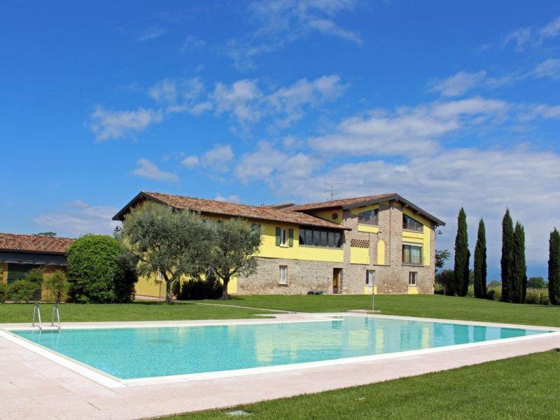 Ferienwohnung Agriturismo Le Preseglie (Winzer mit Pool)