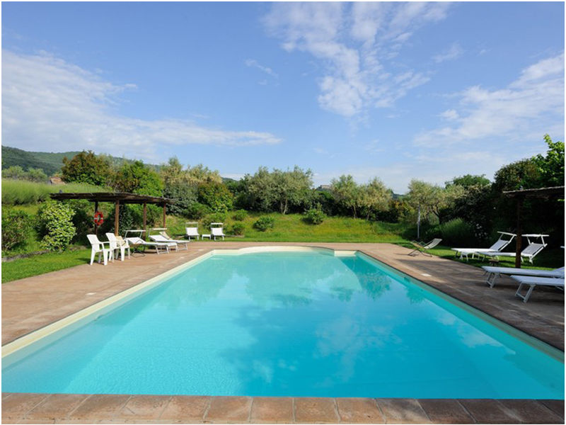 Ferienwohnung Agriturismo La Torriola (mit Pool/Aussicht)