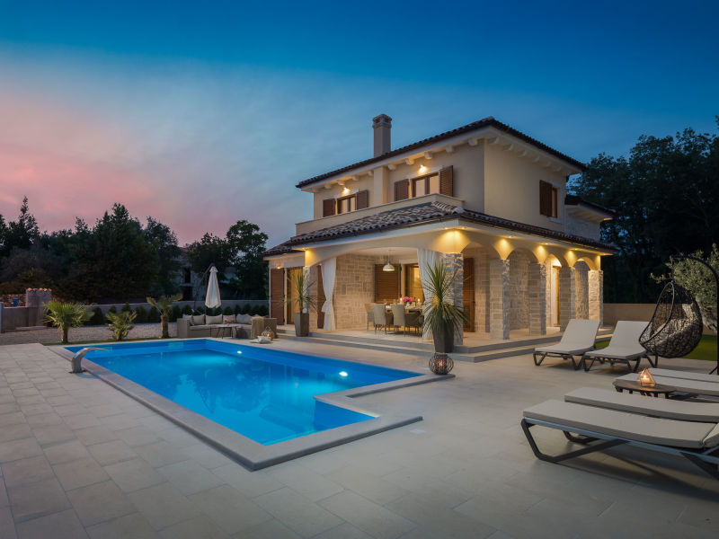 Ferienhaus Villa Nikol