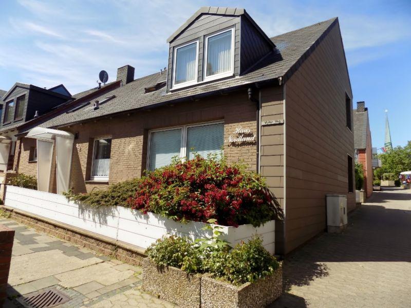 Ferienwohnung Dünenblick Haus Nordland